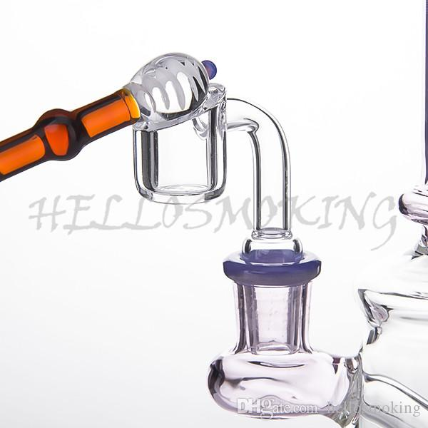 Glass Dabber Tool for Oil and Wax glass Oil Rigs Dab Stick Convenient&Popular to Use hellosmoking 560