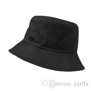 f07f7b51d90 Plain Cotton Twill Custom Wide Hat Brim Fishing Boonie Hat Wide Brim Hats  Drop Shipping Trilby Stetson Hats From Zarifa