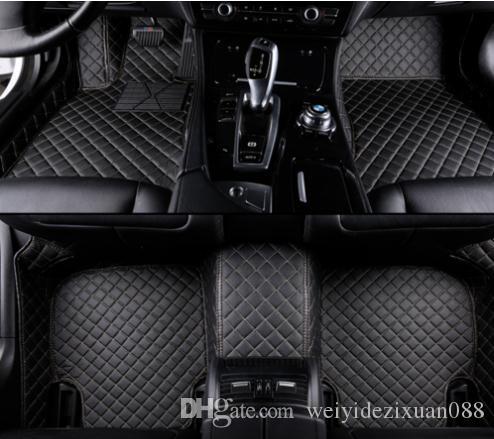 For Dodge Journey 2009 2018 Car Floor Mats Liner Front Rear Carpet