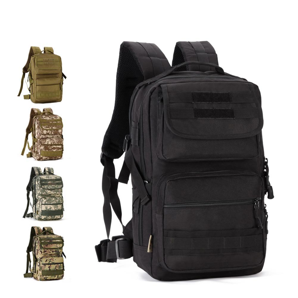 b615758008 2019 25L Tactical Backpack MOLLE Large Waterproof Assault Backpack Laptop  Pack For Hiking Camping Climbing From Evertoner pro