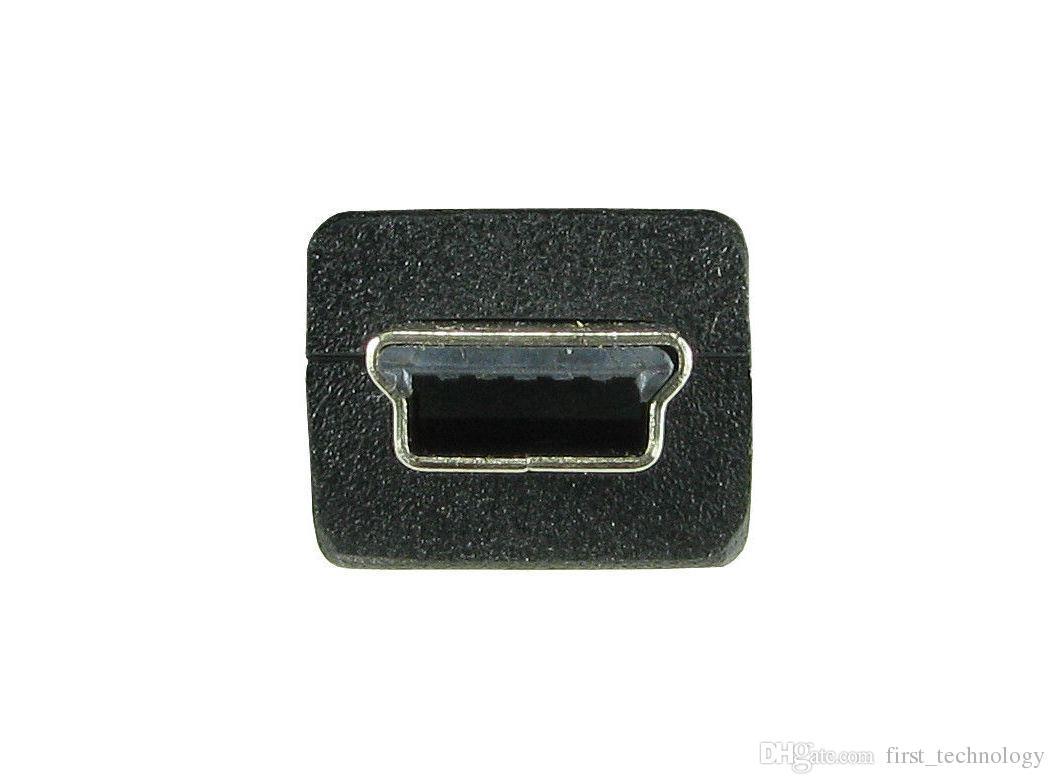 새로운 MINI USB 케이블 동기화 충전 리드 타입 A ~ 5 핀 B 충전기 3m 1.5m