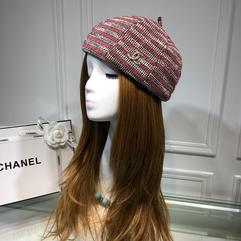 7df1efba178 2019 Wool Cashmere Peaked Beanie Wool Yarn Hats Autumn And Winter LADIES  Wide Brim Sun Hat 03282 From Henan68, $48.25 | DHgate.Com