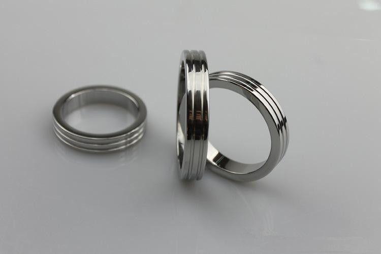 Бесплатная Доставка ! Кольца крана кольца пениса нержавеющей стали, Мыжской прибор целомудрия, кольцо секса, кольцо крана металла, игрушки секса для людей