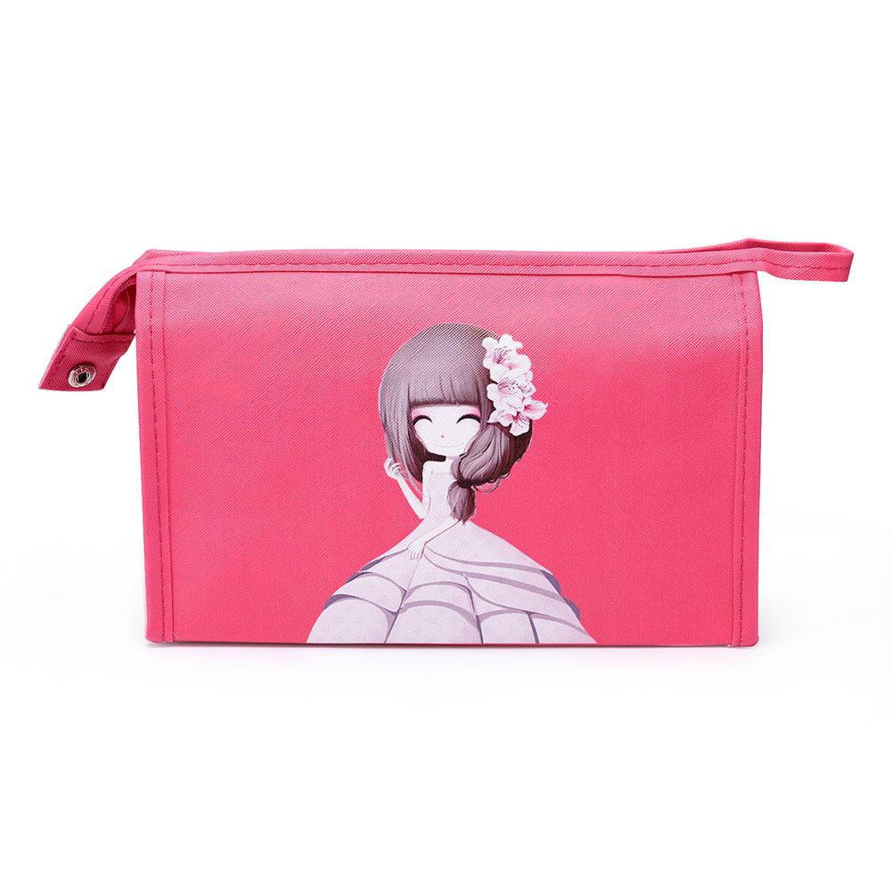 bca700492e83 2019 Women Travel Toiletry Pencil Make Up Case Bag Storage Pouch Cosmetic  Bag Purse Organizer Best Sale WT From Amoybasketballshoes