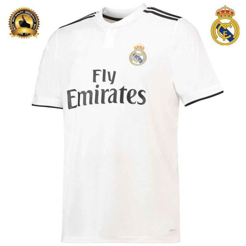 80d5611e829 2019 top quality real madrid football jersey soccer jersey football