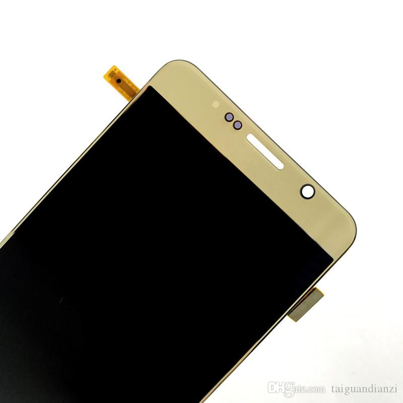 ORIGINAL 5.7'' Replacement Display for SAMSUNG Note 5 LCD N920F SM-N920F Touch Screen Digitizer Assembly with
