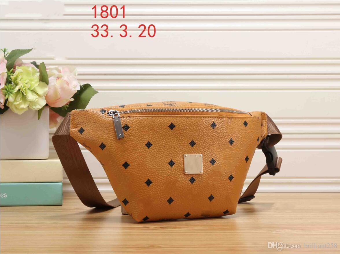 47375c2cc318 2018 New Luxury Handbags Women Bags Designer Waist Bag Fanny Packs ...