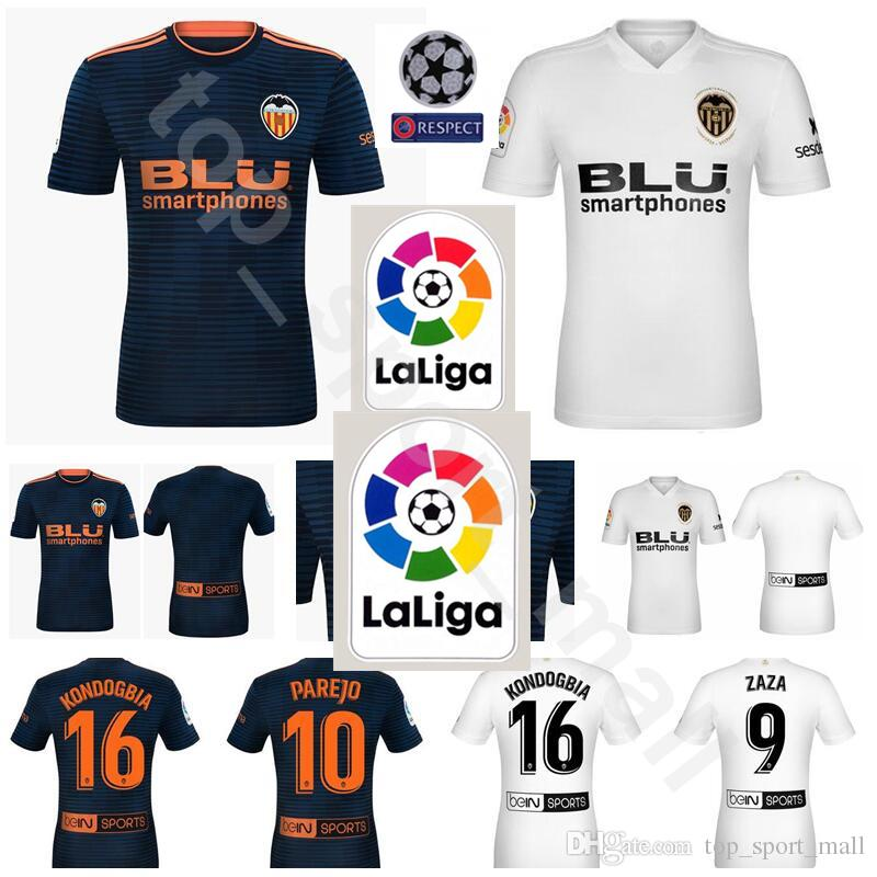 Maillot Extérieur Valencia CF Diakhaby