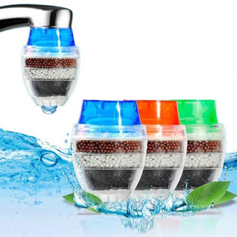 Filtro de agua de limpieza del hogar Mini grifo de cocina Purificador de aire Purificador de agua Filtro de agua Filtro de cartucho envío rápido