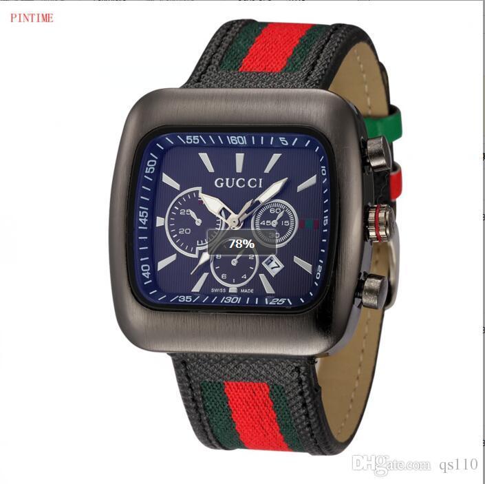 cc1f80525 Compre Súper Amantes Mujeres Relojes Para Hombre Relojes De Pulsera De  Cuarzo De Acero Inoxidable Reloj De Lujo Top Brand Relogies Para Hombres  Relojes ...