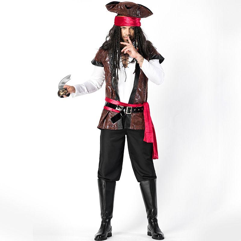 Costume jack il pirata ufficiale disney™ in vendita a samarate