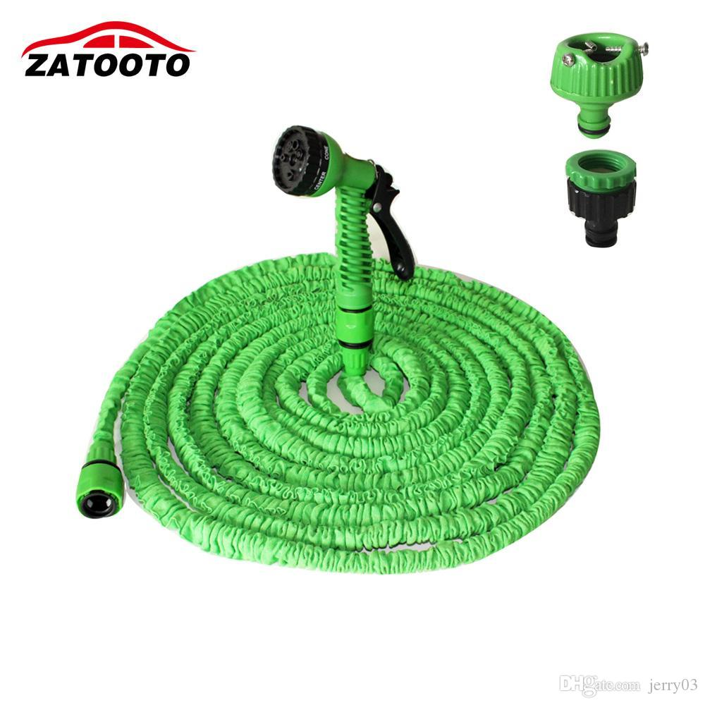 150FT/45M Car Portable Pressure Washer Flexible Expandable Garden Hose High Pressure  Hose Car Washer Car Accessories Portable Washer High Pressure Online ...