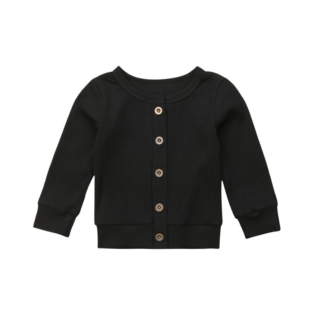 2312fc2264d1 Baby Spring Autumn Cardigan Clothes Newborn Infant Baby Girl Long ...