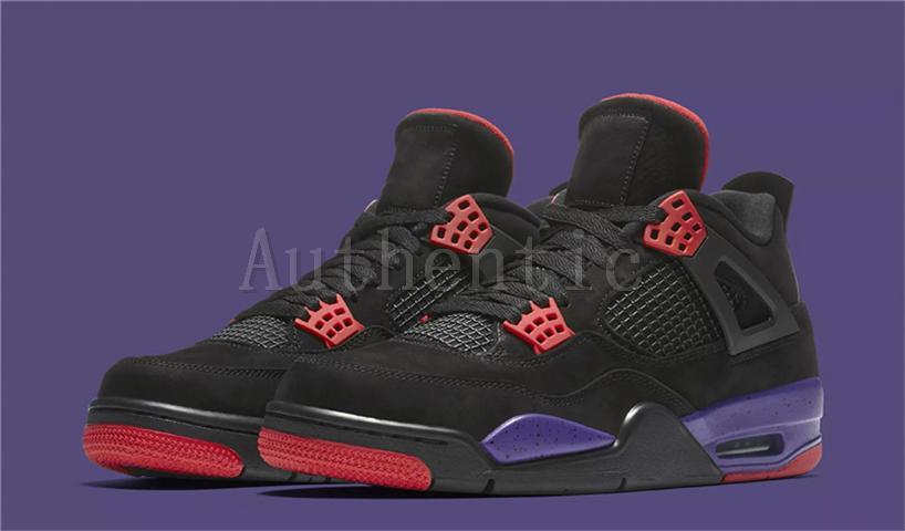 info for 1d03b 6dba0 Best Authentic 2018 4 Drake NRG Raptors 4S IV Basketball Shoes Sneakers For  Men Black Purple Red AQ3816-056 Drake Raptors Sneakers