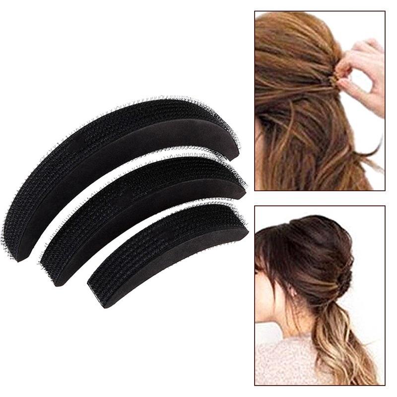 Hot Sponge Braider Hair Maker Styling Twist Magic Bun Hair Base Bump