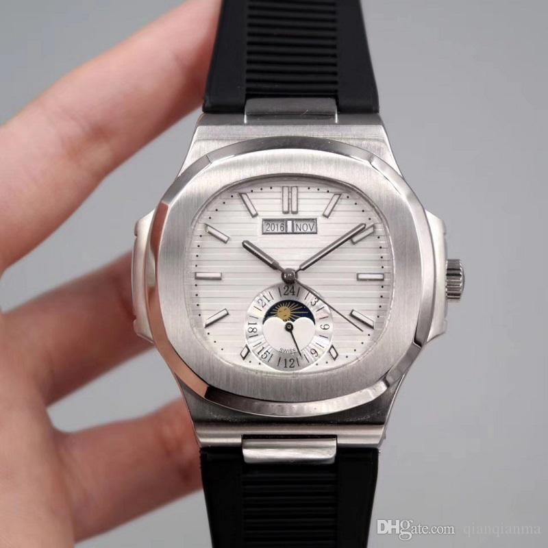 Perpetual Calendar Watch >> 2018 Luxury Watch High Quality Perpetual Calendar Watches Automatic