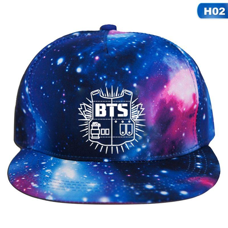 d01f0ee430b68 Compre Nuevos Sombreros De Snapback Para Hombre Bts Print Fashion Cap Hats  Gorra De Béisbol Ajustable Young Age Fans Necessity A  21.86 Del Watercup  ...