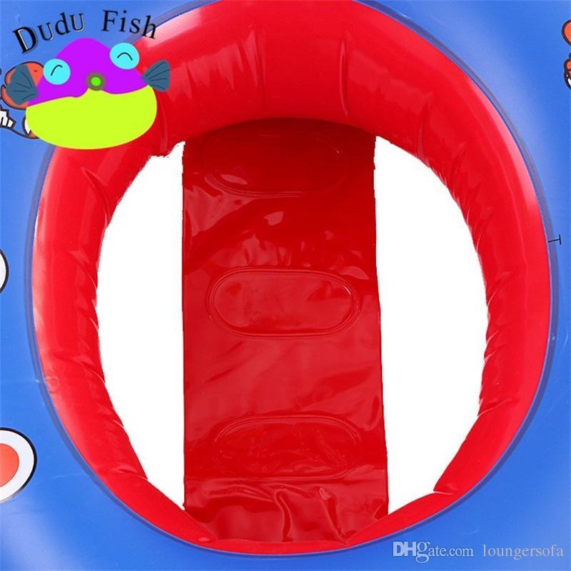 Big Aircraft Enfants Anneau De Bain Inflatables Anneau De Siège Confortable Pour Enfants Ship Tubes Gonflables Pool Float Boat Vente Chaude 18 5md X