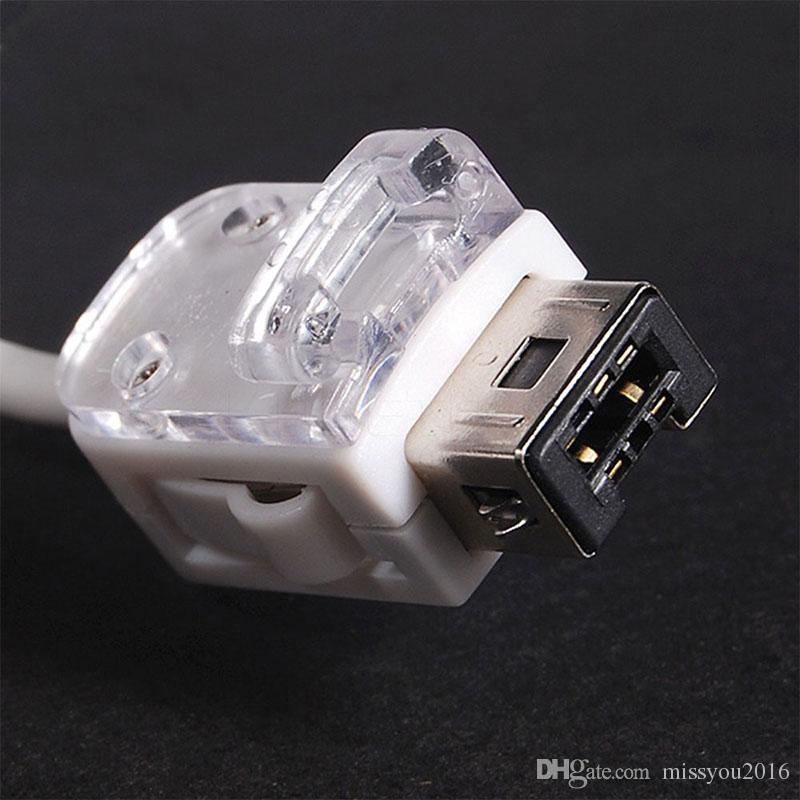 i controller di gioco nunchuk nunchuck controller remoto Nintendo Wii custodia in silicone spedizione gratuita