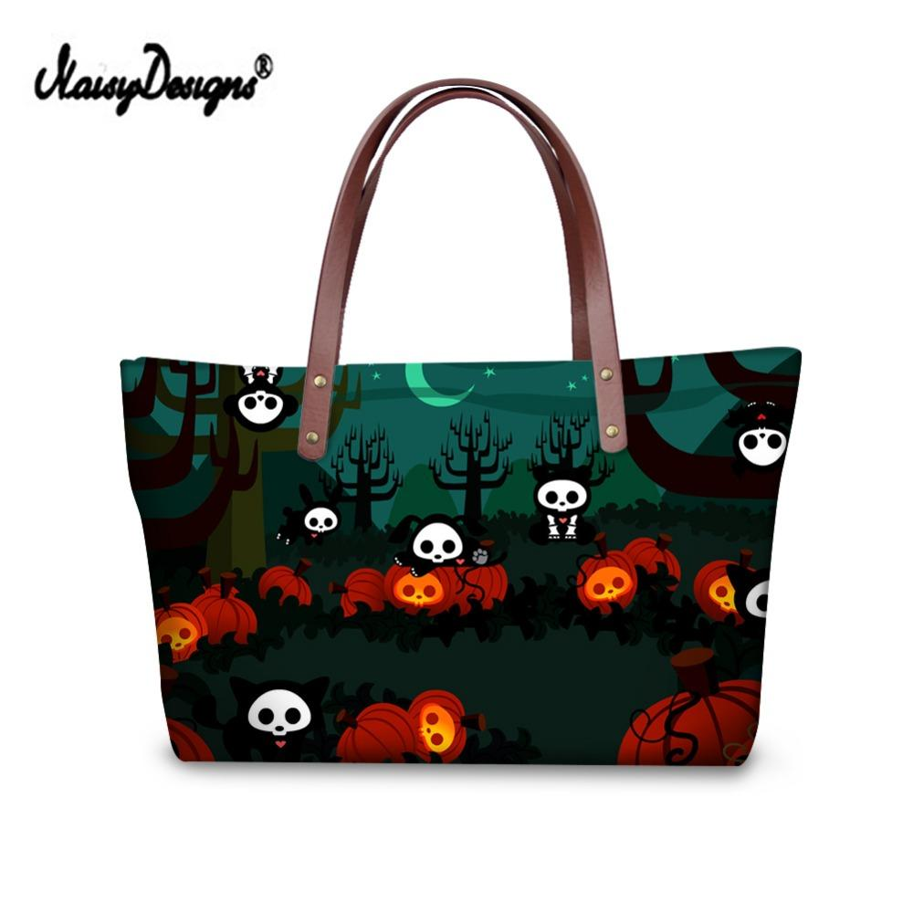 Luxury Women Shopping Bags Happy Halloween Party Ghost Printed Handbags  Travel Shopping For Girls Bag Bolso Mujer Top Handle Bag Canada 2019 From  Paradyse 074e92013