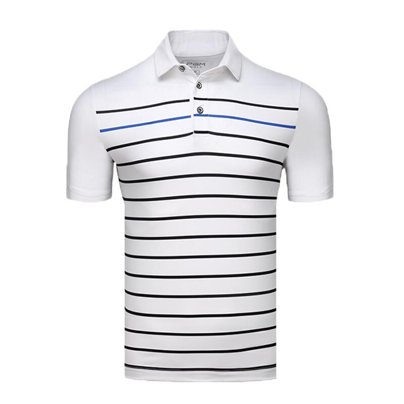 42f35464 NEW Men's Tshirt Short Sleeve T-Shirt Golf Apparel Stripe Polo Shirt  Competition Suit Golf Shirts Cheap Golf Shirts NEW Men's Tshirt Short  Sleeve T Shirt ...