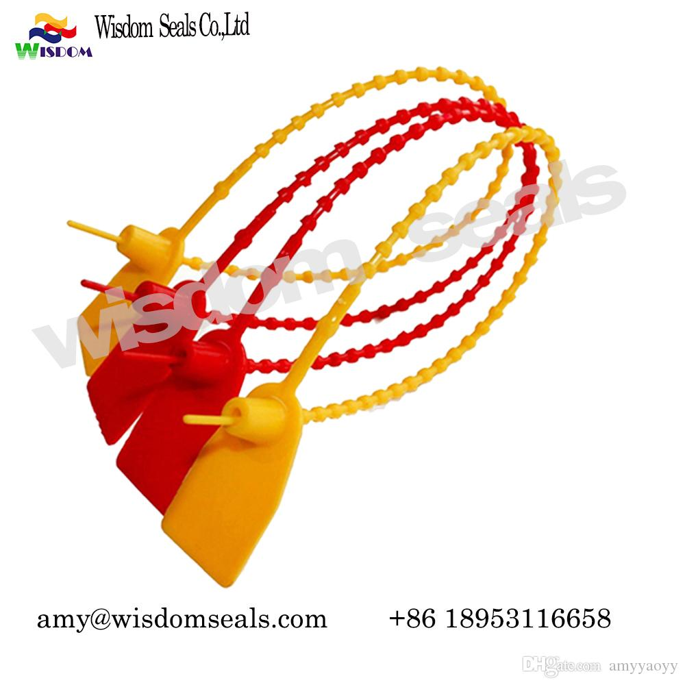 71cccc73f80f 2019 Fire Extinguisher Tamper Evident Plastic Seal Container Lock Tie  Security Seals Bags Courier Bags Containers Door , Money Bags, Cash Bag  From Amyyaoyy, ...