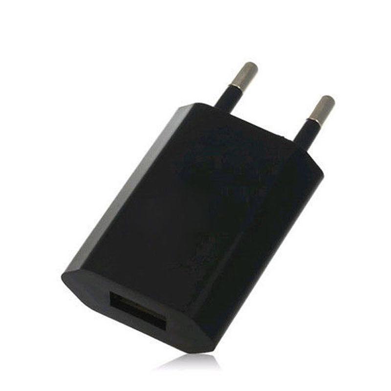 Carregador de telefone USB Viagens Moblie Telefone Plug UE 5 V 1A adaptador de energia de parede para iphone para ipad para sumsung xiaomi huawei