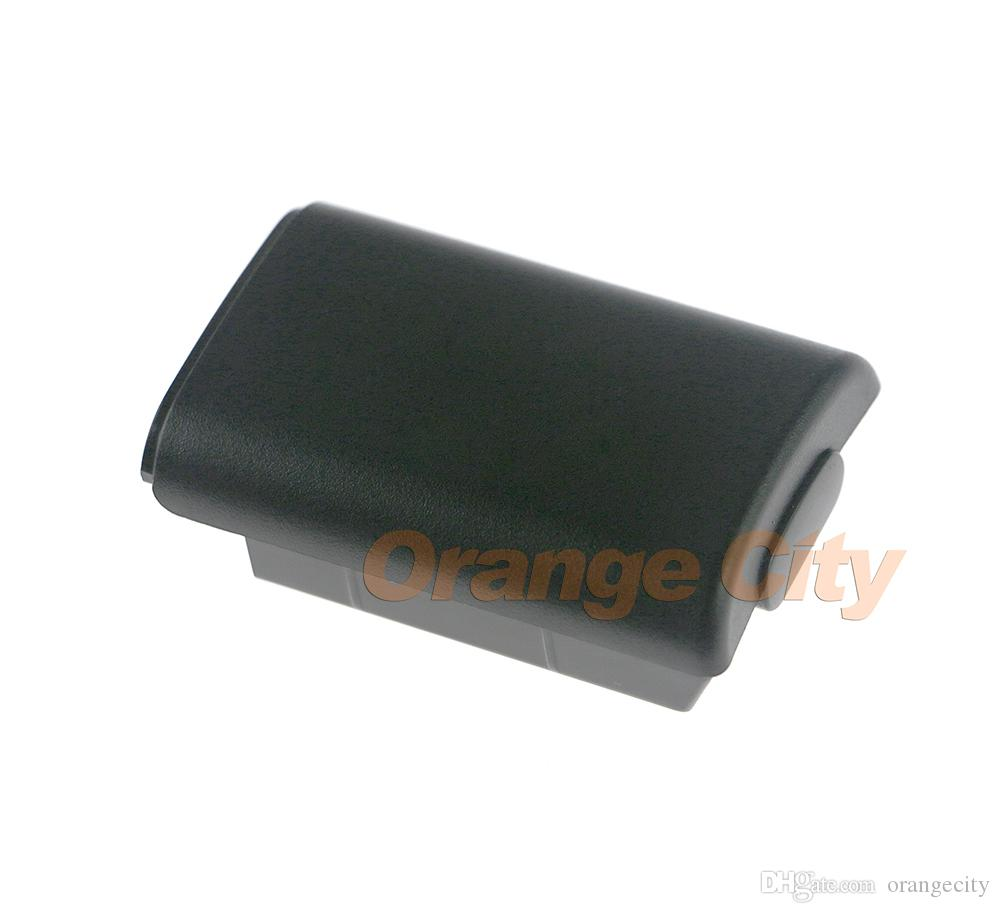Battery Pack Cover Shell Case battery cover Kit for Xbox360 Wireless Controller