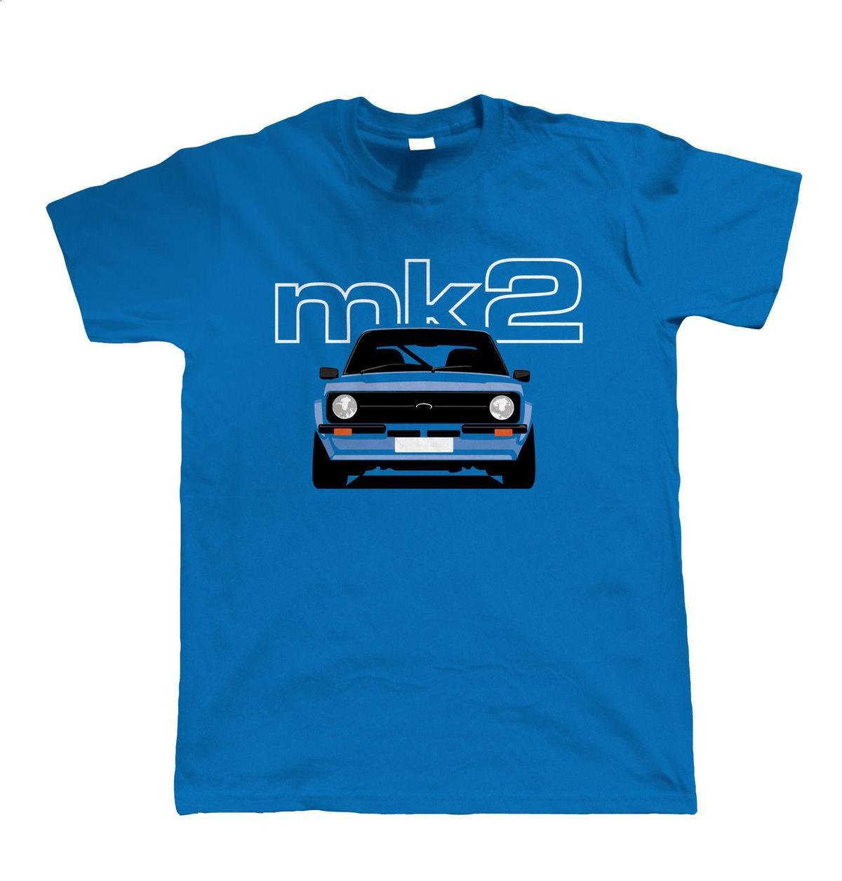 Mk2 Escort T Shirt Gift For Dad Him Birthday Tees Cool Shirts From Yuxin06 138