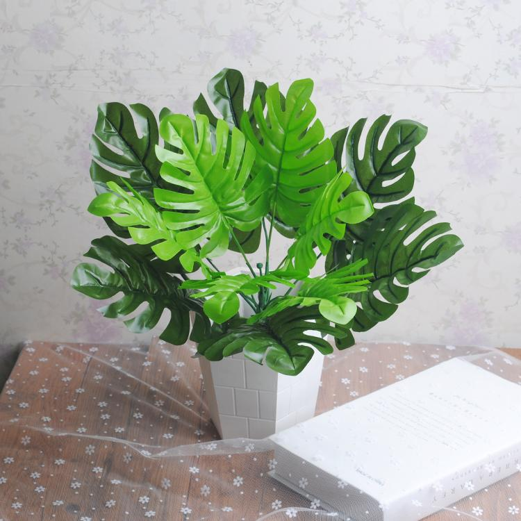 2018 Artificial Plants Indoor Outdoor Fake Turtle Leaves Home Office Garden  Decor Stem Green Grass Trees Wholesale Price From Lvhome09, $1.96 |  Dhgate.Com