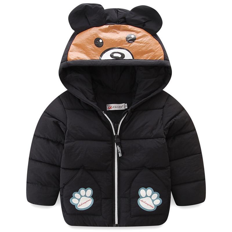 59b782d76 Cola Winter Jackets For Boys Warm Coat Kids Girls Clothes Snowsuit Outerwear  & Coats Children Clothing Baby Hooded Girls Dress Coats Girls Faux Fur Coat  ...
