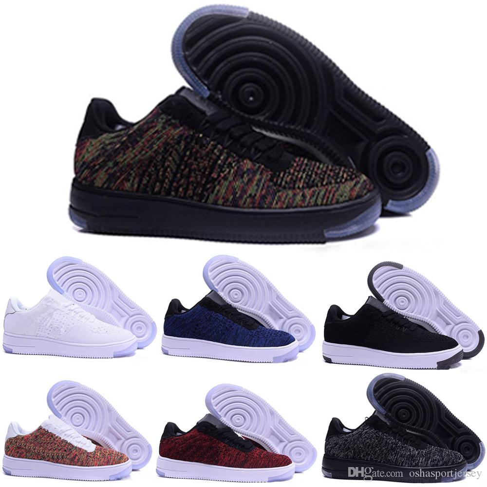 Acquista One Air 2017 Af1 2018 Nike 1 Just Oen Force Flyknit 0T0rwEqS