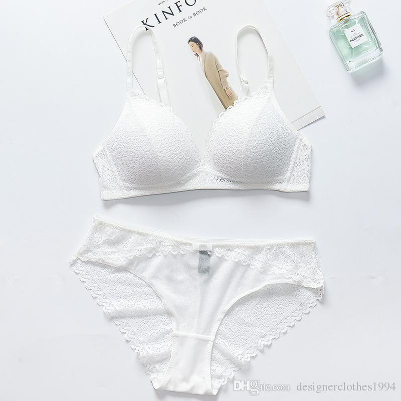 8367a20e34 Two Pieces Sexy Luxury Underwear Bras Sets Designer Womens Swimwear ...