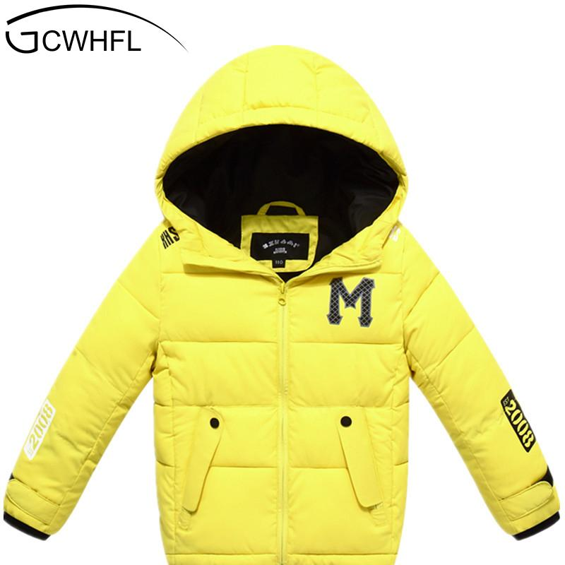 09e585004 High Quality 2018 New Children Warm Jackets For Boys Girls Winter ...
