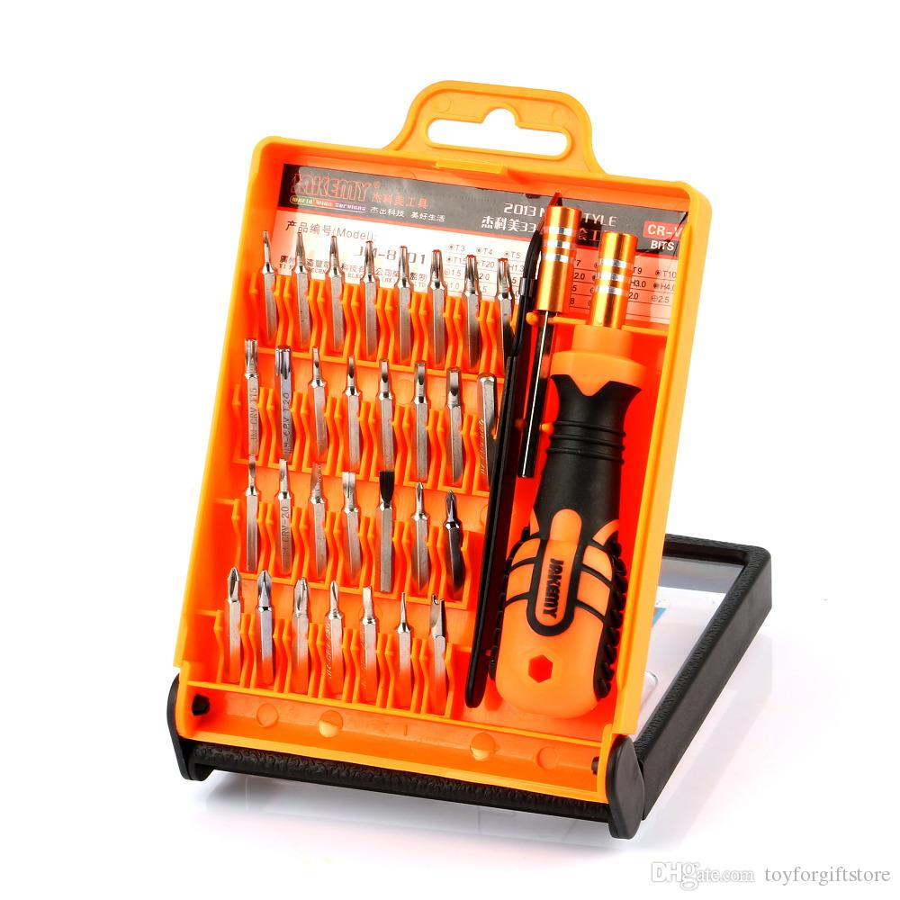 33 In 1 Multifunctional Mini Precision Screwdriver Set iPhone Laptop Cell Phone Repair Tool Kit Hand Tools Set Dropshipping