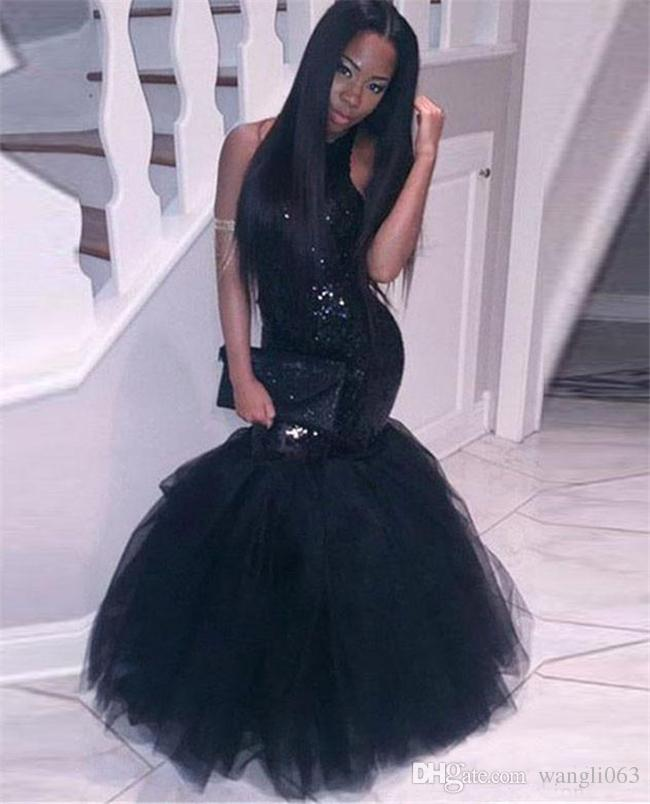 Black Girl Siraid Serrein African Pal Robes Soirée Port Plus Taille Taille longue Sexy Sexy Gaine de gaine de la fourrière Capuch Capuche Homecoming Robe