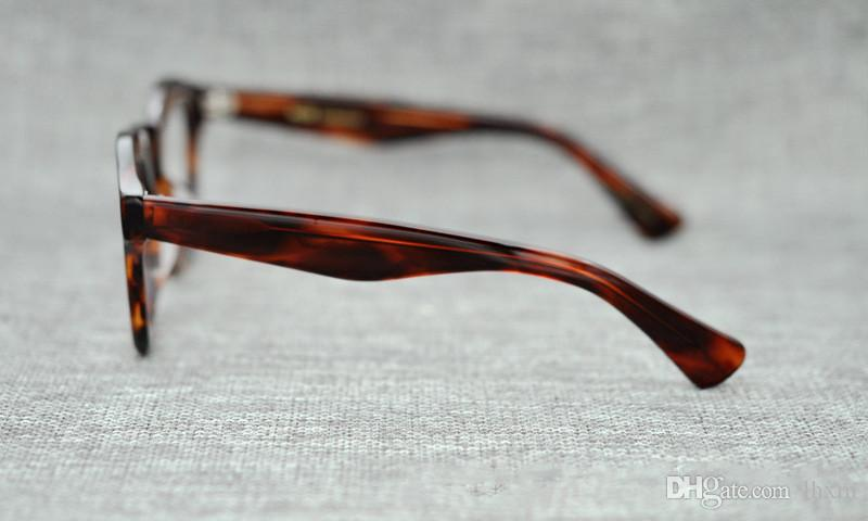 العلامة التجارية 2018 تصميم العلامة التجارية قناع نظارات جوني ديب النظارات أعلى جودة العلامة التجارية النظارات المستديرة الإطار مع السهم برشام