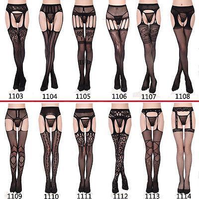 017 nouveau bas sexy dentelle haut de la cuisse bas bas jarretière jarretelle ensemble femmes lingerie collants sexy jarretière ceinture