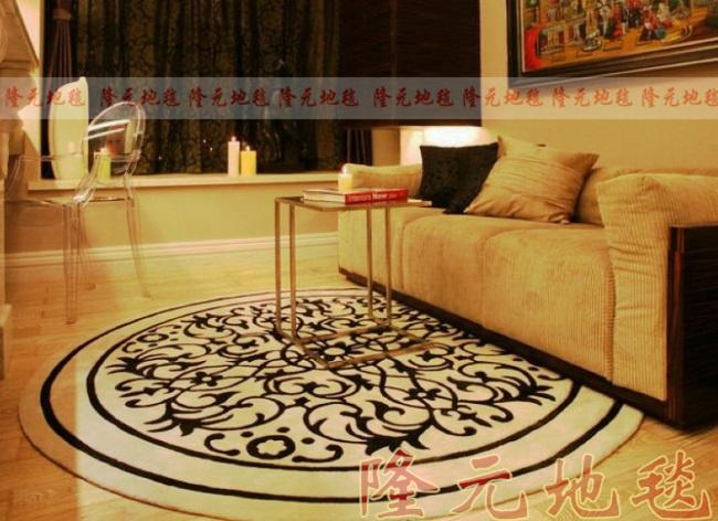 carpet tiles bedroom living room 2016 latest fashion carpet european style living room bedroom circle rug the black and white contracted acrylic carpets cheap carpet tiles braided rug