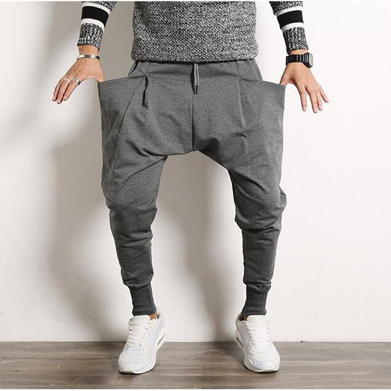 b8b4e7eb9e Acquista Nuovi Pantaloni Harem Casual Hip Hop Dance Sportivo Hiphop  Pantaloni Sportivi Uomo Pantaloni Uomo Pantaloni Sportivi Pantaloni Uomo  Pantaloni ...