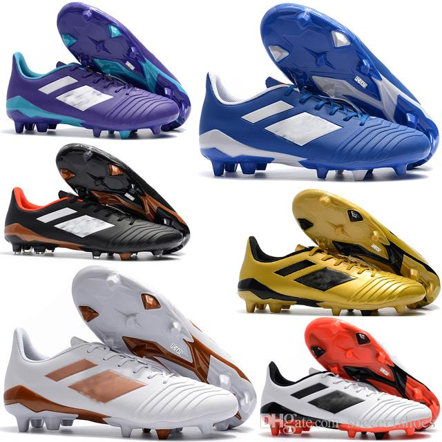 World Cup Soccer Boots Soccer Cleats Predator 18.1 Soccer Shoes PP ... 906690061