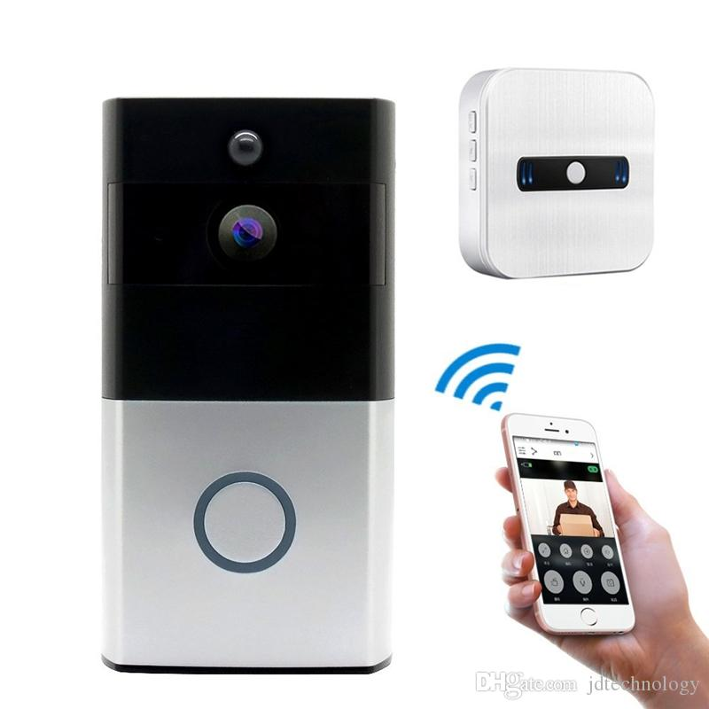 Buy Cheap Doorbells For Big Save Wireless Video Doorbell With Chime 720p Wifi Doorbell Camera Kit Two Way Audio Infrared Night Vision Motion Detection For ...  sc 1 st  DHgate.com & Buy Cheap Doorbells For Big Save Wireless Video Doorbell With Chime ...