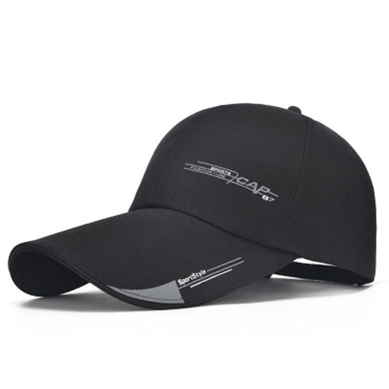 Compre Casquette Snapback Sombreros De Moda Al Aire Libre Pesca Deportes  Gorra De Béisbol De Verano Para Hombres Sombrilla Sun Fish Hook Sombrero  Del Papá ... 206e8d65a55