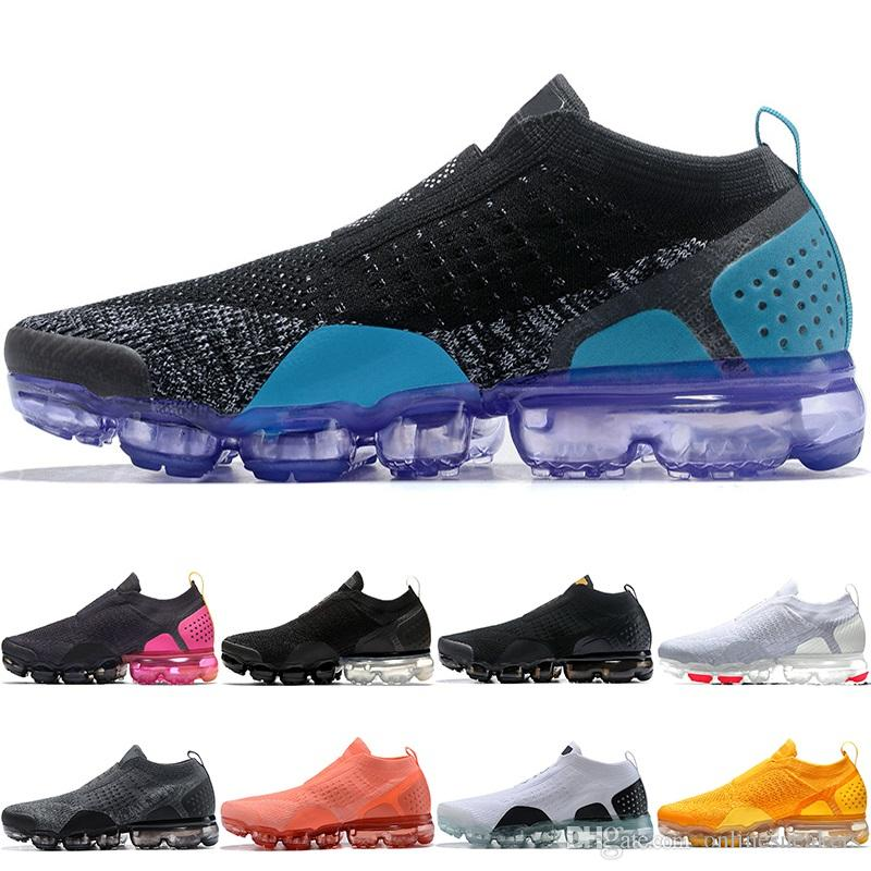MOC 2.0 Men Women Running Shoes Core Triple Black White Wheat Grey Oreo Crimson Pulse Cheap Run Sport Sneaker Size 36 45