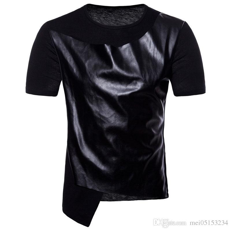 adb2a7f2 Plaid Hip Hop Hip Hop Dance Design T Shirt 2018 European And American  Fashion Trend Short Sleeved Round Neck T Shirt Funniest T Shirt Comical T  Shirts From ...