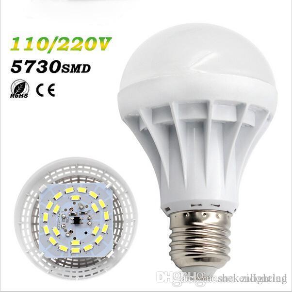 Led Bulbs & Tubes 12w Led Bulb E27 Corn Bulb E14 Candle Bulb For Chandelier Table Lamp Ac90-260v Energy Saving Light Bulb Great Varieties Light Bulbs
