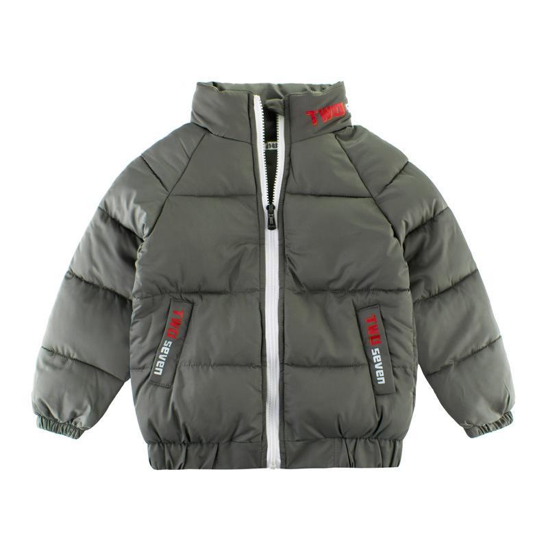 premium selection 3b6a7 501af 2018 neue Jungen Winterjacke Kinder Winter Outwear Kinder Parkas Baby  Schneeanzug Outdoor-Kleidung wasserdichte Kleidung 3-12years Mantel