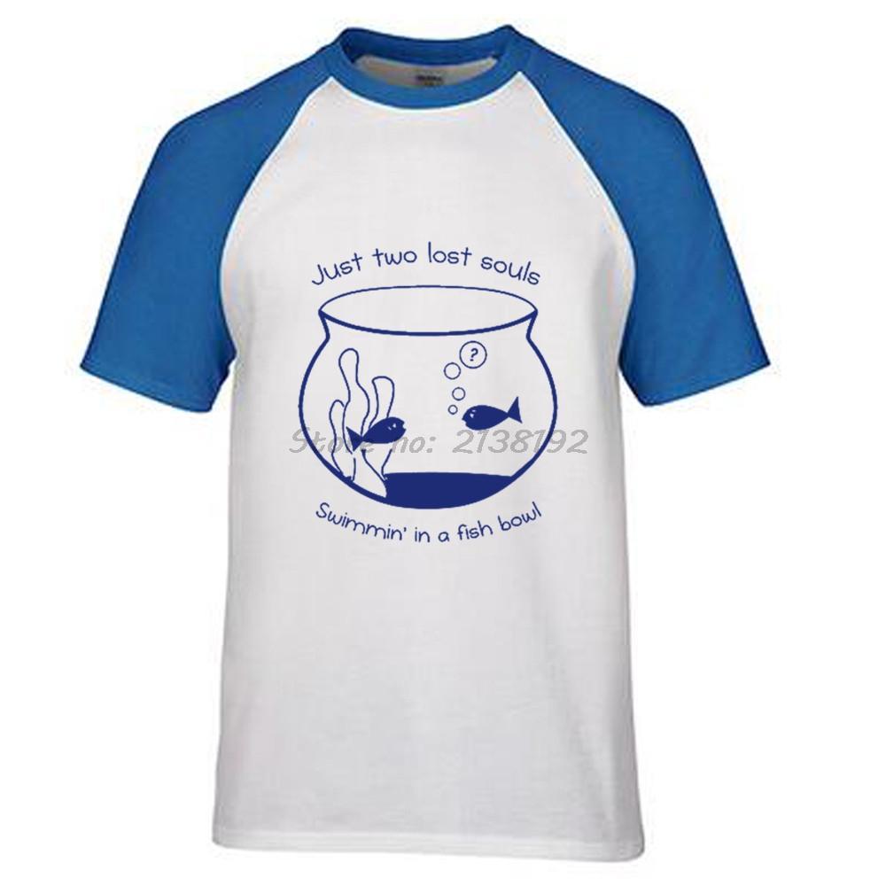 Pink Floyd Flower Symbolism High Quality Men Raglan Sleeve T Shirt