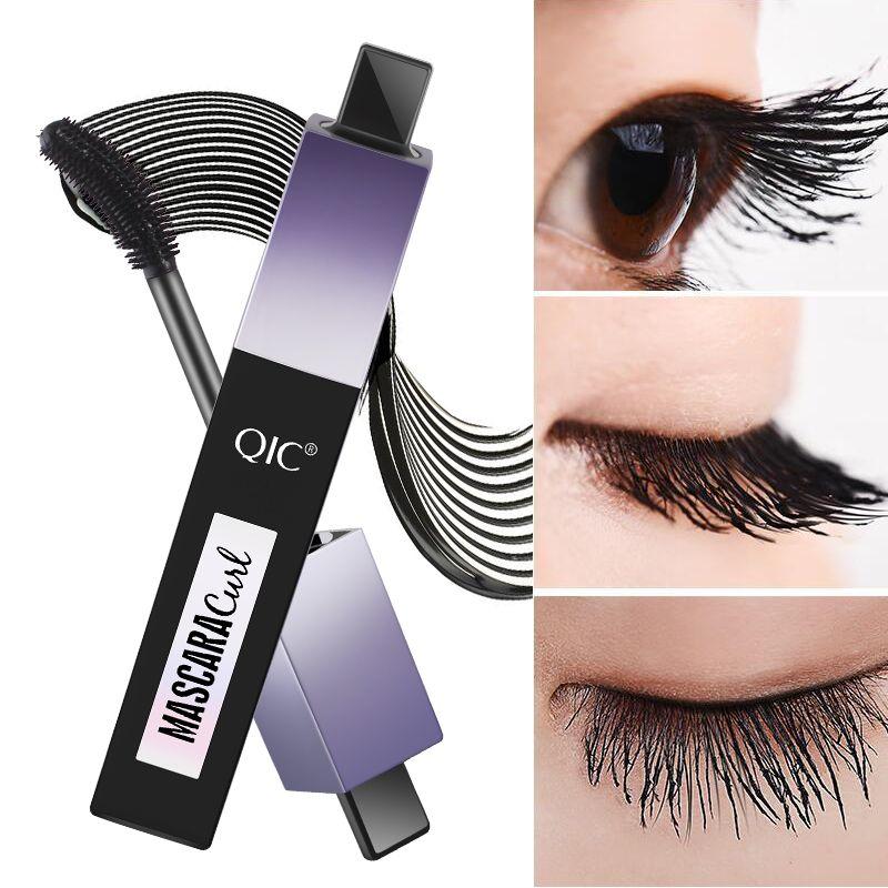 16d2703cbdf QIC Brand Professional Black Eye Mascara Long Eyelash Blooming ...