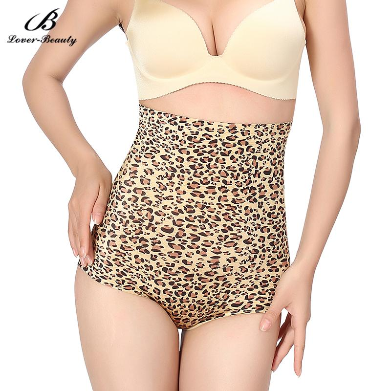 77f8cf40b733d 2019 Lover Beauty Women Leopard Lace Butt Lift Body Shaper Panties High  Waist Brief Tummy Control Print Butt Lifter Panty Shapewear A From Vincant